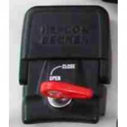 Hepco & Becker 700.102.0001 Top Case Holder Lock
