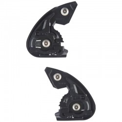 HJC HJ-33 Gear Plate Set for I-90 Motorcycle Helmet