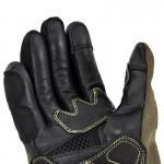 Komine GK-248 Vintage Mesh Gloves
