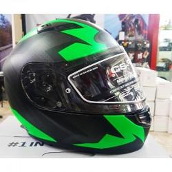 HJC CS-15 Treague Full Face Motorcycle Helmet