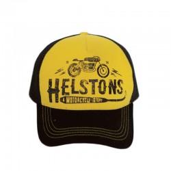 Helstons Cafe Racer Cap