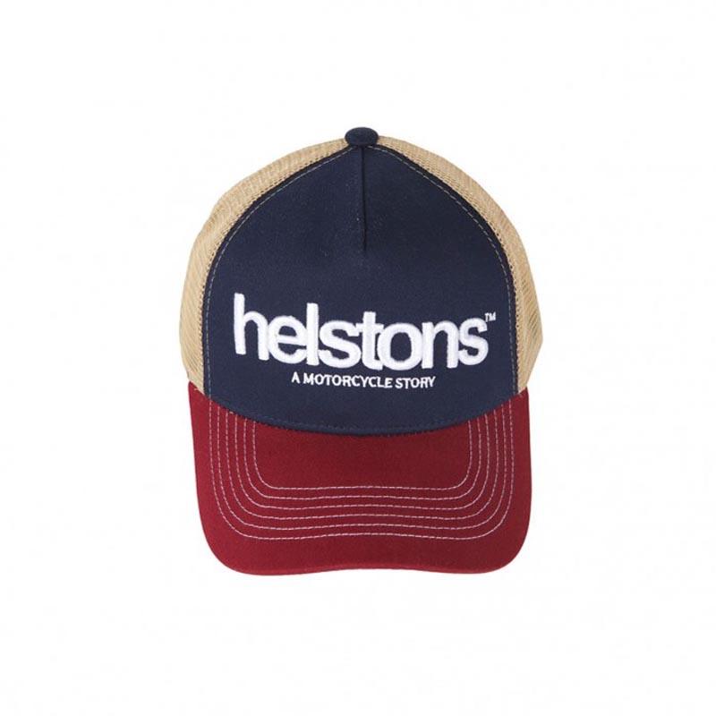 Helstons Logo Cap