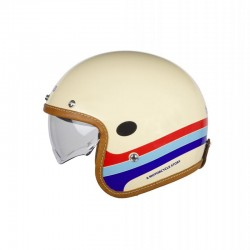Helstons Mora Carbon Classic Motorcycle Helmet