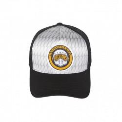 Helstons Skull Cap-Black/Grey