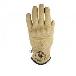 Helstons Sunshine Leather Gloves