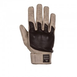 Helstons Wolf Ete Leather Gloves