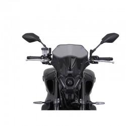 "MRANRN1 MT09/FZ09 Racing Windscreen ""NRN"" for MT09/FZ09/SP 2021-Smoke Grey"