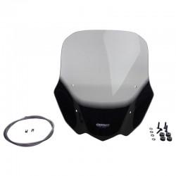 "MRAT1 CB500X Touring Windscreen ""T"" for CB500X 16-20-Smoke Grey"