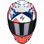 Scorpion EXO-R1 Air Alvaro II Full Face Motorcycle Helmet