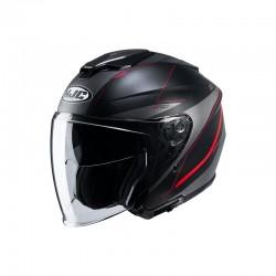 HJC I30 Slight Open Face Motorcycle Helmet - PSB Approved