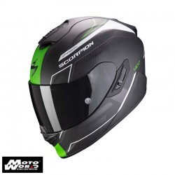 Scorpion EXO 1400 Carbon Air Beaux  Motorcycle Helmet