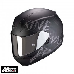Scorpion EXO 390 Oneway  Full Face Motorcycle Helmet