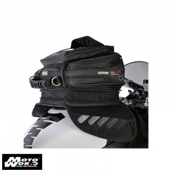Oxford OL221 Black M15R Motorcycle Tank Bag