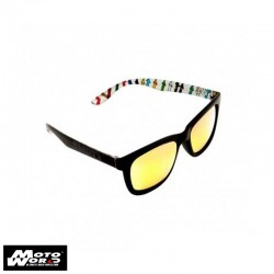 SNRD Black Arrowz Sunglasses