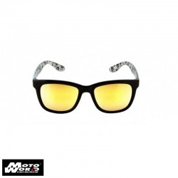 SNRD Black Eye Ball Sunglasses