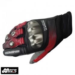 Komine GK-186 Protect CE Mesh Gloves