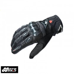 Komine GK-709 Protect Leather Mesh Gloves
