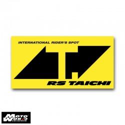 RS Taichi RSW012 T-Mark Neon Sticker