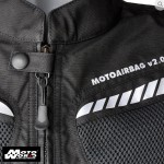 MotoAirBag D40221F Rear and Front Airbag