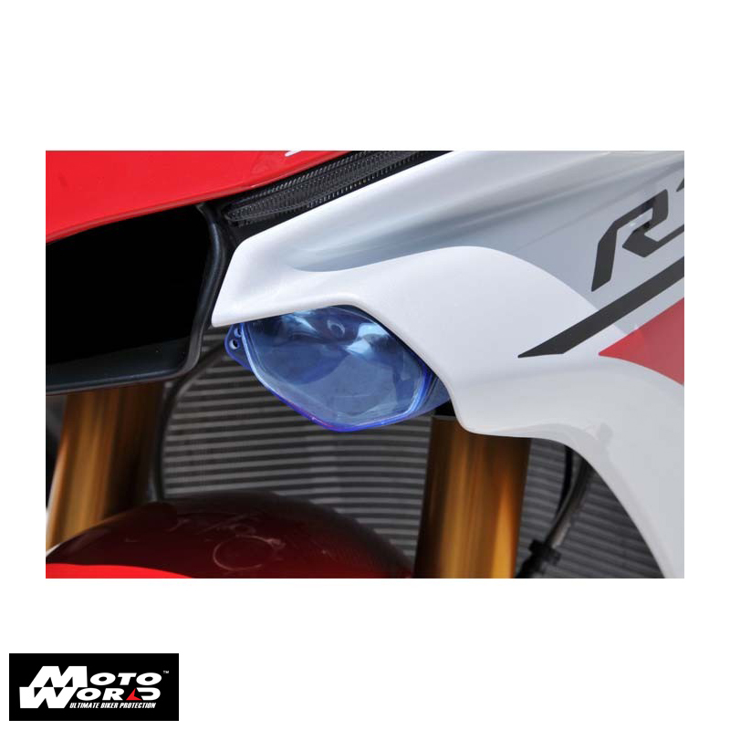 ERMAX 040201126 Headlight Clear Screen for YZFR1 15-18