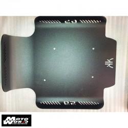 Koboldbike Black Skid Plate PRC BMW LC