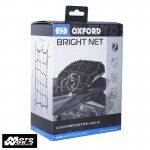 Oxford OX658 Reflective Luggage Bright Net