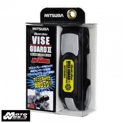 Mitsuba Guardog Vise Guard II with Alarm Black