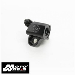 Active 1460108 Stainless Steel Black 2 Way Adapter
