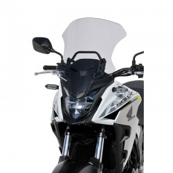 Ermax TO01T06-54 Grey Touring Screen for Honda CB500X 2019