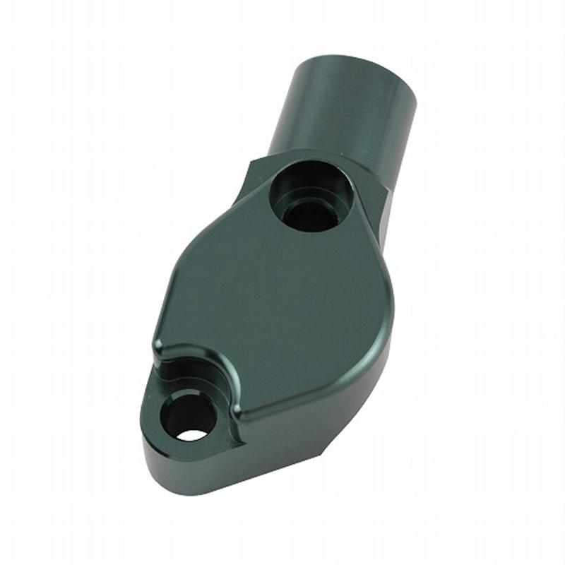 Posh-Faith 000709-06 Gunmetal Mirror Adapter for Brembo Racing Type Clatch