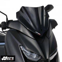 Ermax SS02Y7903 Light Black Pare Brise Supersport for Yamaha X-MAX 300 17-19