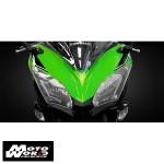 Dimotiv Ninja 650 17-19 Headlight Protector