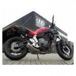Hyperpro SBHO050AABH Streetbox for Honda CB500X 16-18