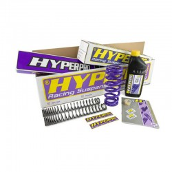 Hyperpro SPBM08SSC029B 35mm Black Combi Spring Kit for BMW F800GS 13-18