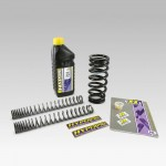 Hyperpro SPBM08SSC029B 35mm Black Combi Spring Kit for BMW F800GS 13-18