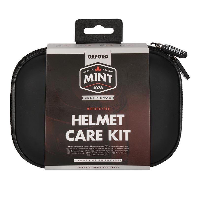 Oxford OC303 Mint Helmet Care Kit