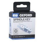 Oxford OX775 Spindle Key 17-19-22-24mm