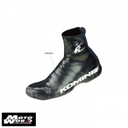 Komine AKC303M Windproof Shoe Cover