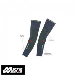 Komine AKC306L Cycle Full Leg Warmer