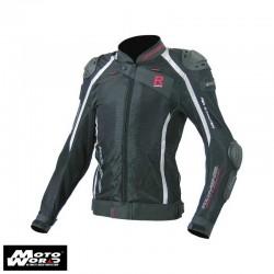Komine JK055IVYM Protect Sports Mesh Jacket R Spec.