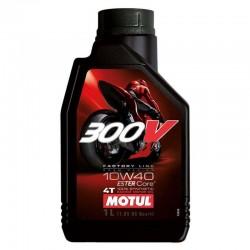 Motul 300V Factory Line 4T 10W40 Fully Synthetic Engine Oil