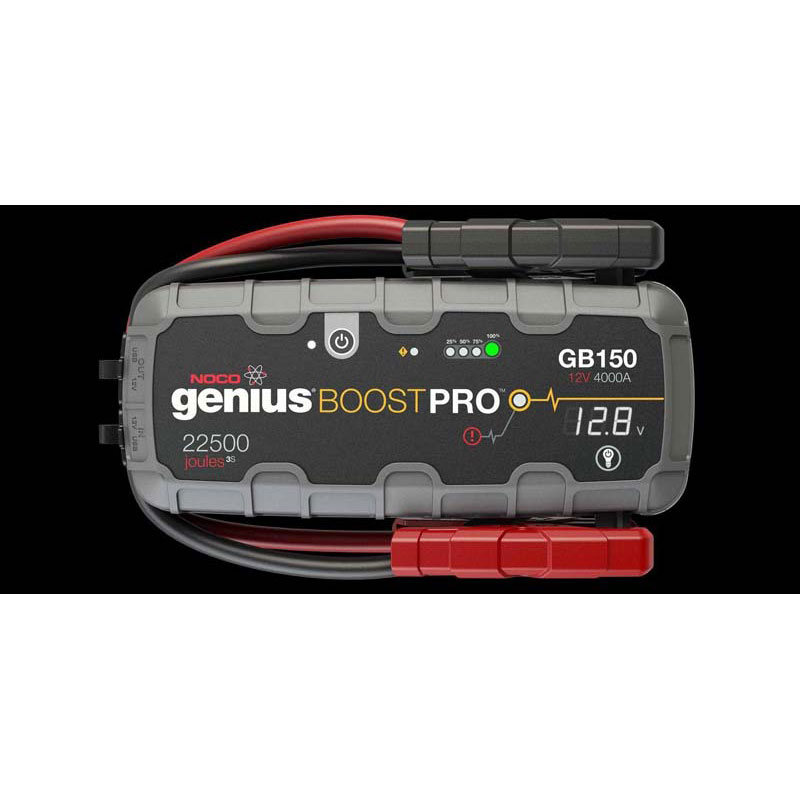 NOCO GB150 Boots Plus Jump starter 4000A