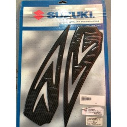 Suzuki 990A0-64065 GSXR 1000 K9 Black Carbon Fibre Side Tank Guard