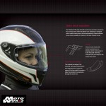 Pinlock DKS052 Helmet Visor for FG-JET