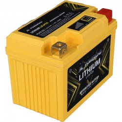 Poweroad YPLFE-5S Lithium Motorcycle Battery