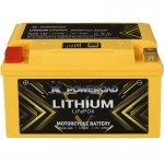 Poweroad YPLFE-10S Lithium Motorcycle Battery