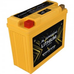 Poweroad YPLFE-12B-4 Lithium Motorcycle Battery