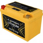 Poweroad YPLFE-12S Lithium Motorcycle Battery