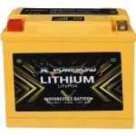 Poweroad YPLFE-14B-4 Lithium Motorcycle Battery