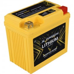 Poweroad YPLFE-7S Lithium Motorcycle Battery